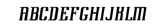 Uovo Di Drago Italic Font LOWERCASE