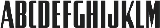Uphead Condensed otf (400) Font UPPERCASE