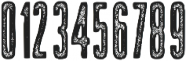 Upstater Ink ttf (400) Font OTHER CHARS