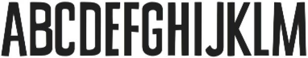 Uptown Sans otf (400) Font UPPERCASE