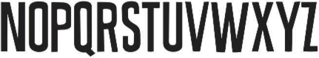 Uptown Sans otf (400) Font LOWERCASE