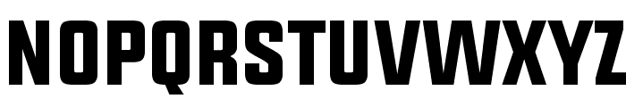UPBOLTERS Font LOWERCASE