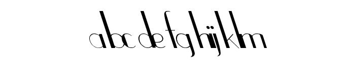 Upp Ea Leftys Font LOWERCASE