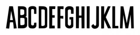 Uptown Sans Regular Font UPPERCASE