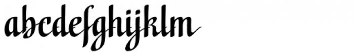 Uplink Font LOWERCASE