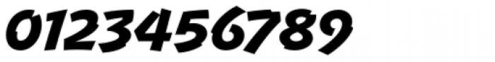 Uppercut Angle Font OTHER CHARS