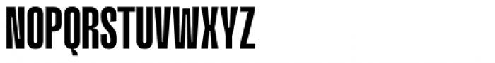 Upton Bold Font UPPERCASE