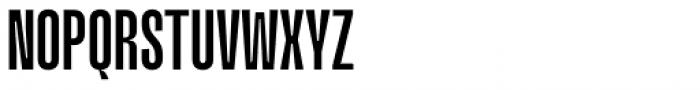 Upton Semi Bold Font UPPERCASE