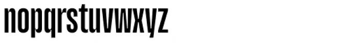 Upton Semi Bold Font LOWERCASE