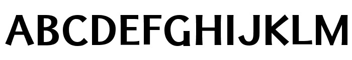 Uqammaq Bold Font UPPERCASE