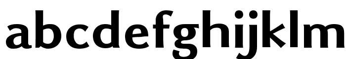 Uqammaq Bold Font LOWERCASE