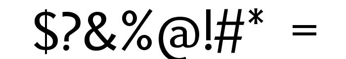 Uqammaq Font OTHER CHARS