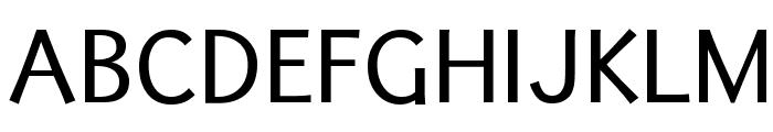 Uqammaq Font UPPERCASE