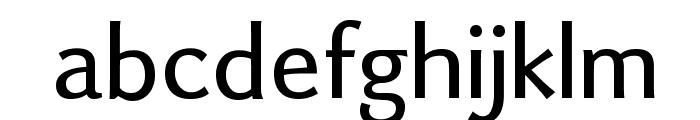 Uqammaq Font LOWERCASE