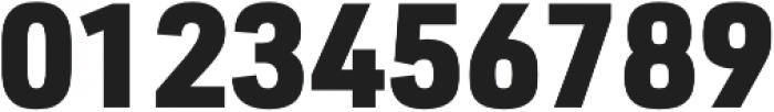 URW DIN Black otf (900) Font OTHER CHARS