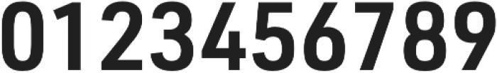 URW DIN Demi otf (400) Font OTHER CHARS