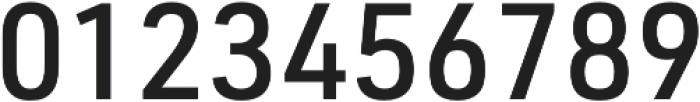 URW DIN Medium otf (500) Font OTHER CHARS