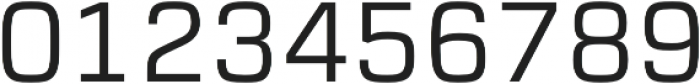 URW Dock Regular otf (400) Font OTHER CHARS