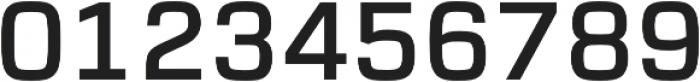 URW Dock Semi Bold otf (600) Font OTHER CHARS
