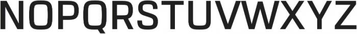 URW Dock Semi Bold otf (600) Font UPPERCASE