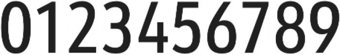 URW Form Cond Medium otf (500) Font OTHER CHARS