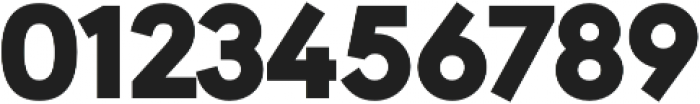 URW Geometric Black otf (900) Font OTHER CHARS