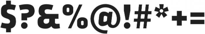 Urfa Heavy otf (800) Font OTHER CHARS
