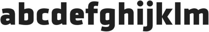 Urfa Heavy otf (800) Font LOWERCASE