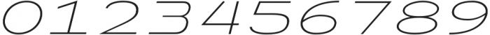 Urucungo Light Oblique otf (300) Font OTHER CHARS