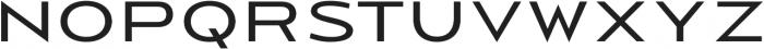 Urucungo SemiBold otf (600) Font UPPERCASE
