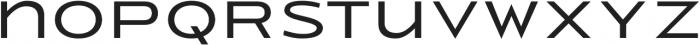 Urucungo SemiBold otf (600) Font LOWERCASE