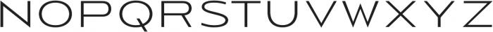 Urucungo otf (400) Font UPPERCASE
