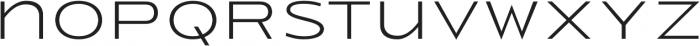 Urucungo otf (400) Font LOWERCASE