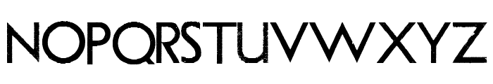 URANIUMMAFIA Font LOWERCASE