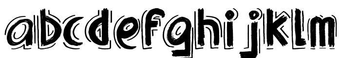 Urban Jungle Font UPPERCASE