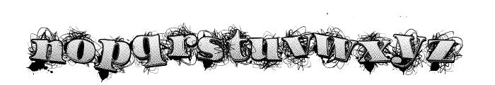 UrbanLabels Font LOWERCASE