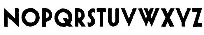 UrbanStone Font UPPERCASE
