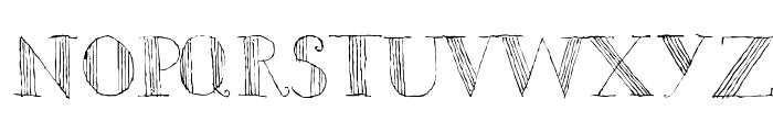 Ursula Capitals Font UPPERCASE