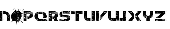 urbantribE Font LOWERCASE