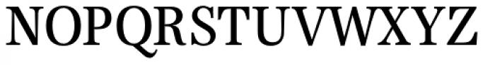 URW Antiqua Con Font UPPERCASE
