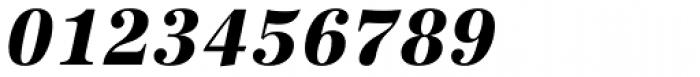 URW Antiqua ExtraBold Italic Font OTHER CHARS