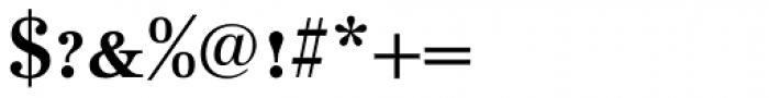 URW Antiqua SC Medium Font OTHER CHARS