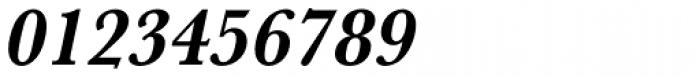 URW Baskerville Narrow Bold Oblique Font OTHER CHARS