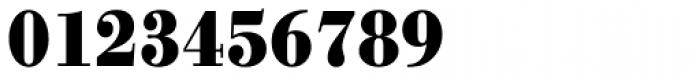 URW Bodoni ExtraNarrow Bold Font OTHER CHARS