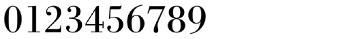URW Bodoni Regular Font OTHER CHARS