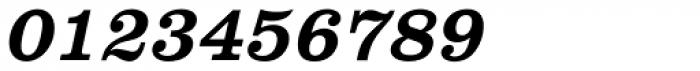 URW Clarendon Narrow Oblique Font OTHER CHARS