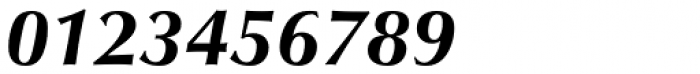 URW Classico Bold Italic Font OTHER CHARS
