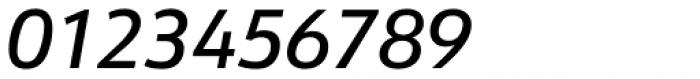URW Form Medium Italic Font OTHER CHARS