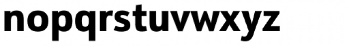 URW Form Semi Cond Extra Bold Font LOWERCASE
