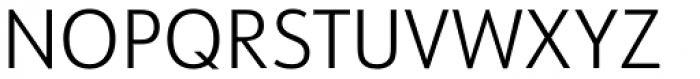URW Form Semi Cond Light Font UPPERCASE